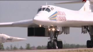 getlinkyoutube.com-Tupolev Тu-160 supersonic strategic bomber