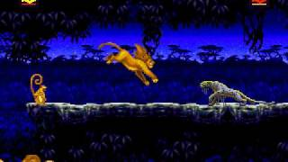 getlinkyoutube.com-TAS HD: Genesis The Lion King  in 14.02.73 by Mukki