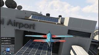 【GTA5】飛行機で入れる裏世界!