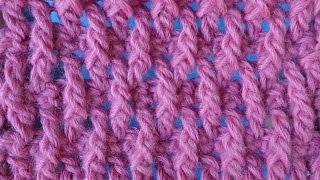 getlinkyoutube.com-Crochet pattern Рельефный узор вязания крючком 60