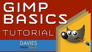 GIMP 101 Tutorial for Beginners: Learning the Basics