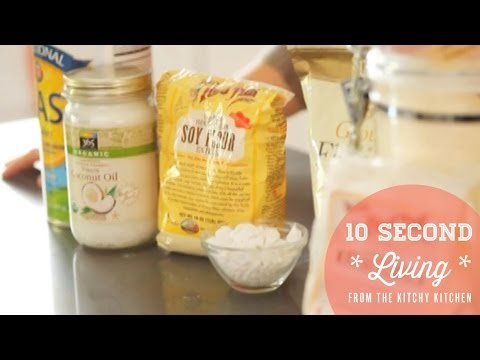 All About Gluten Free Baking Products // 10 Second Living