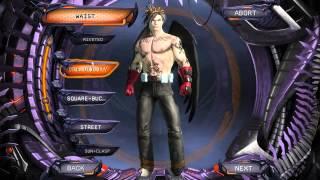 getlinkyoutube.com-Devil Jin Character Creation DC Universe Online