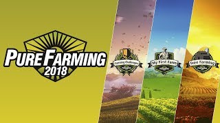Pure Farming 2018 - Best Things Come in Threes Trailer