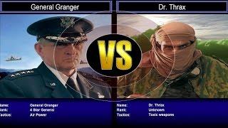 getlinkyoutube.com-Challenge Mode Hard: General Granger VS Dr. Thrax