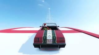 getlinkyoutube.com-Next Car Game Throw-A-Santa