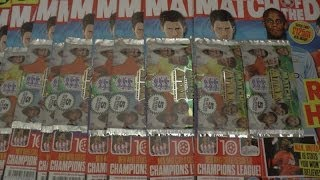 """getlinkyoutube.com-INVESTIGATION ☆ """"FREE"""" PACKS from MOTD magazine ☆ TOPPS MATCH ATTAX WORLD CUP 2014 Trading Cards"""