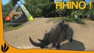getlinkyoutube.com-[FR] ARK: Survival Evolved - Rhino, Dunkleosteus & Eurypterid