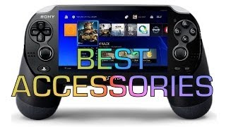 getlinkyoutube.com-PS Vita / Vita Slim: Best Accessories you must have! (2014-2015) HD