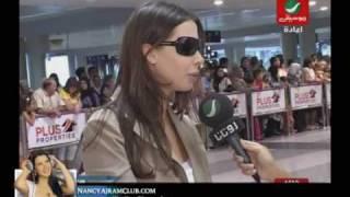 getlinkyoutube.com-Nancy Ajram - Shakhabit's Tour (Rotana Akher El Akhbar)