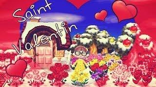 getlinkyoutube.com-Animal Crossing New Leaf : La Saint Valentin !