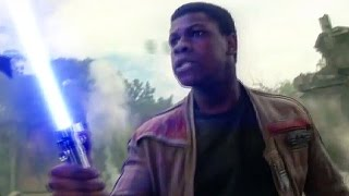 STAR WARS: THE FORCE AWAKENS TV Spot #17 and #18 (2015) 10 Days Left