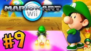 "getlinkyoutube.com-""Ali-A = A BABY!"" - Ali-A Plays - Mario Kart Wii #9!"