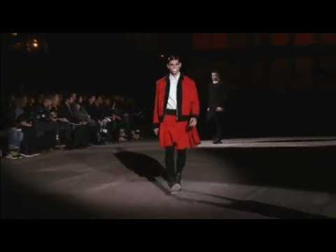 GIVENCHY HOMME FW 2012 PFW