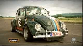 "getlinkyoutube.com-VW Herbie VS De Tomaso Pantera from RTL2 ""Grip - Das Motormagazin"""