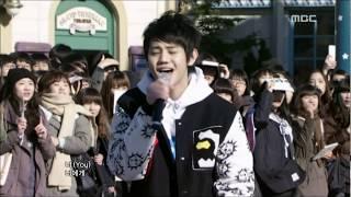 BEAST : Beautiful - 비스트, 뷰티풀, 쇼! 음악중심, 2010/12/04 - MBC