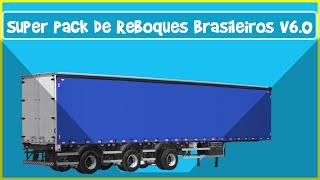 getlinkyoutube.com-Pack de Reboques brasileiros V6.0 - Euro Truck Simulator 2 - versão 1.22