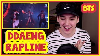 BTS PROM PARTY   DDAENG PERFORMANCE REACTION [BTS FESTA 2018]