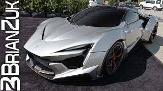 getlinkyoutube.com-W Motors Fenyr SuperSport