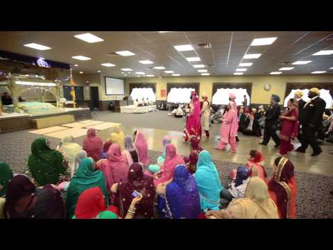 Sikh Wedding Highlights | Indian Wedding Videography Vancouver