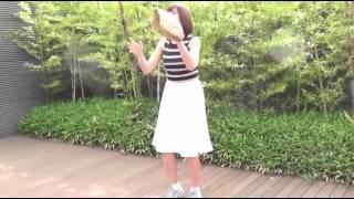 getlinkyoutube.com-【閲覧注意】神ピッチング披露!稲村亜美 太ももが見えるハプニング