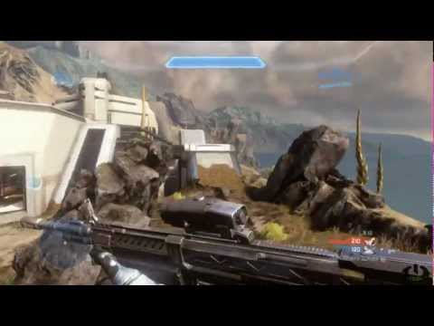1080p HD Halo 4 Multiplayer Gameplay Day 1 Infinity Slayer Footage