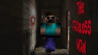 The Faceless Man (Minecraft Horror Movie)