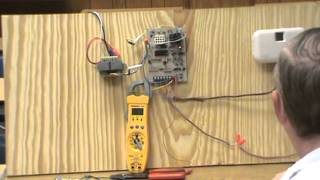 getlinkyoutube.com-HVAC low voltage test part #1