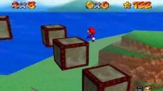 getlinkyoutube.com-Super Mario 64 Mod: Super Hard (Level 1)