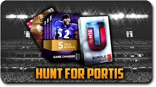 "getlinkyoutube.com-MUT 16 Game Changer Pack Bundle Opening ""Hunt for Legend Portis"" Madden 16"