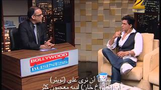 getlinkyoutube.com-Shah Rukh Khan on Aalam Bollywood - Part 2