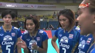 getlinkyoutube.com-Thailand vs China   Semifinals   2015 Asian Women's Volleyball Championship