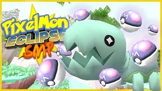 getlinkyoutube.com-Pixelmon Eclipse SMP ► SHINY STARTER & MASTERBALLS ALREADY?!? (Pixelmon 4.2.6 Survival) #1