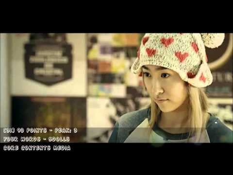 Top 100 Kpop - December (2010) To December (2011) [Part 2]