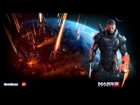 Mass Effect 3 Soundtrack - Geth Server