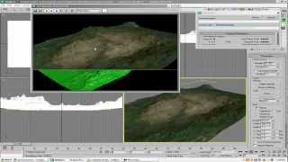 getlinkyoutube.com-3DS Max: Ground Modeling and Texturing Tutorial