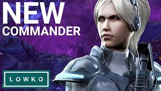 getlinkyoutube.com-StarCraft 2: Co-op: Nova Gameplay! (NEW Nova Commander)