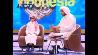 getlinkyoutube.com-Syekh Jihad Al Maliki Hafiz Cilik Dari Madinah Hafal 30 Juz Dengan Keadaan Buta - Hafiz Indonesia 20
