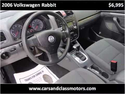 2006 Volkswagen Rabbit Used Cars Raleigh NC
