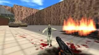 getlinkyoutube.com-Scientist SlaughterHouse: Weapons Demonstration!
