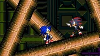 getlinkyoutube.com-Sonic VS Shadow: Perfect Duel - WMP Cut Edition