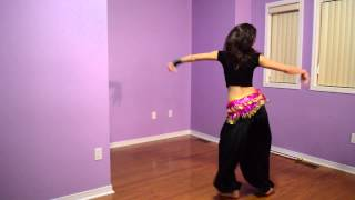 getlinkyoutube.com-Dilraz Sidhu   Bolly-Belly Fusion Dance   Chittiyaan Kalaiyaan - Roy 2015