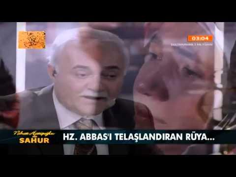 Nihat Hatipoglu Hoca Efendi ile Ramazan (Sahur) sohbeti  09.08.2012 EFENDIMIZ HZ MUHAMMED A.S