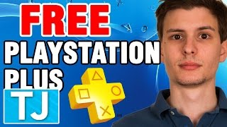 getlinkyoutube.com-How to Get Playstation Plus for Free (PS3 & PS4)