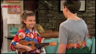 getlinkyoutube.com-G Hannelius - Everything she was in before Dog With A Blog
