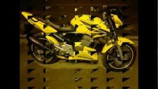 getlinkyoutube.com-Moto Twister mais bonita do Brasil!!!