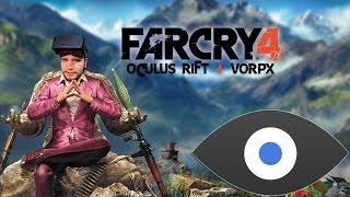 getlinkyoutube.com-Oculus Rift DK2: Far Cry 4 - Virtual Kyrat (VorpX + Oculus Rift)