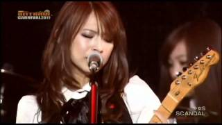getlinkyoutube.com-Scandal - Shoujo S (少女S) [Live].mp4