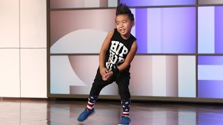 getlinkyoutube.com-Astounding Kid Dancer Aidan Xiong