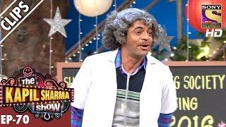 Dr. Mushoor Gulati wants to abuse Pushpa Naani - The Kapil Sharma Show – 31st Dec 2016 width=